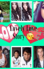 Lovely love story Lauren Cimorelli and Tanner Zagniro love story by Laurencimfanfics