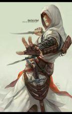 Altaïr x Male!Reader by vin-goghsts