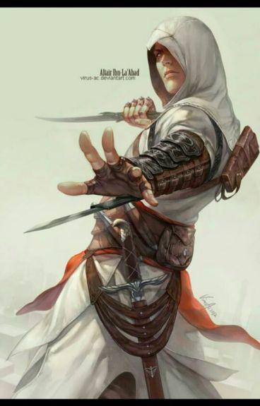 Altaïr x Male!Reader