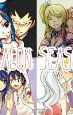 Dragon Season by willowtree555