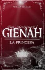 Saga Montgomery 1: Gienah by xMelDelgadox