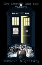 The Doctor and the TARDIS by TheRoundThings