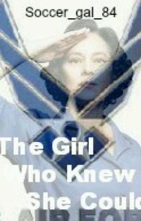 The Girl Who Knew She Could by clifforduhh