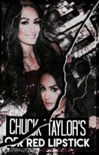 Chuck Taylors or Red Lipstick | AJ LEE by YIKESSHANDY