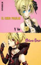 El chico popular y la chica emo (Len y Tu) by LibbyFrost6