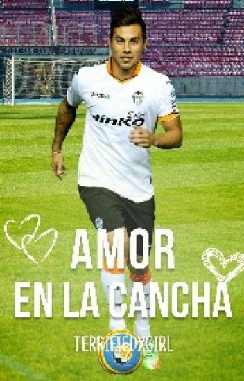 Amor en la cancha. Eduardo Vargas y tú.