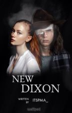 New Dixon; Carl Grimes  by ALONE270699