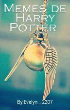 Memes de Harry Potter by Evelyn__2207