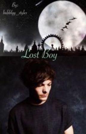 Lost Boy • lwt by bubblyy_styles