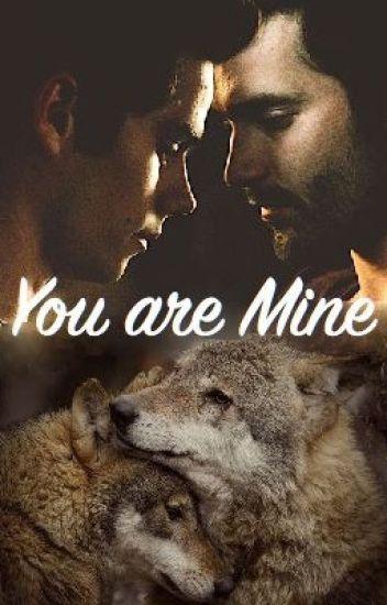 You are mine #SterekAwards