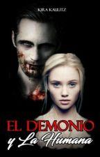 El Demonio y La Humana  by kira_kaulitz