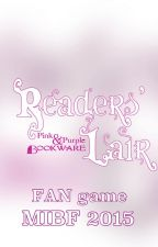 Readers' Lair FAN Game by bookware