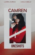 OneShot | Camren - HOT by devinesugg