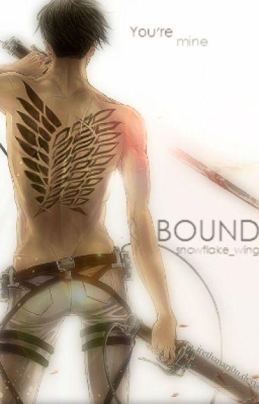 Bound (Yandere Levi x Reader)