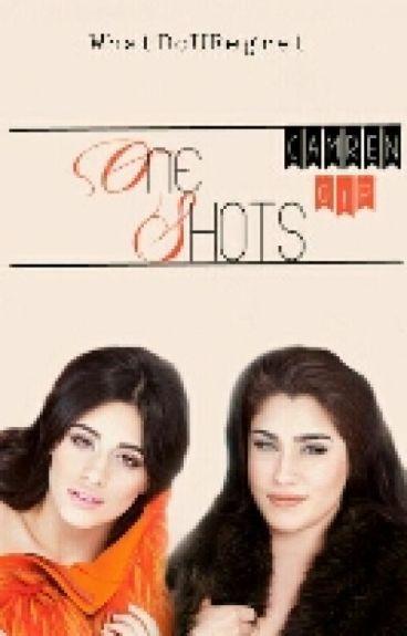 Camren One Shots (G!P)