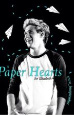 Paper Hearts . narry boyxboy by anchoredstars