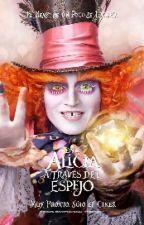 Alicia Atravez Del Espejo. by Hardynn