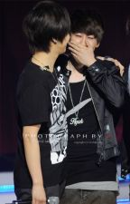 Pierrot (Eunhae) Two-shot by aleeponcee1