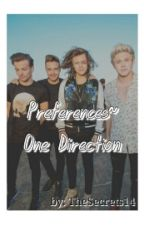 Preferences ~ One Direction by TheSecrets14