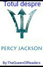 Totul despre  Percy Jackson by MeTheBookaholic