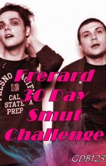 Frerard 30 Day Smut Challenge.