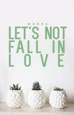 Let's Not Fall In Love   Jungkook by taekumi