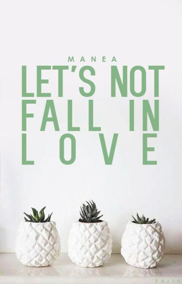 Let's Not Fall In Love | Jungkook