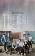 BTS Imagines by DaebakMyButt