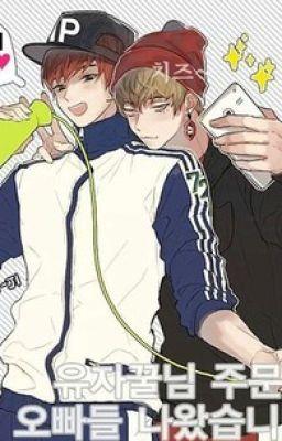 [Teentop/ Joeji] Candy love