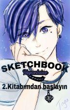 SKETCHBOOK by TayaElaine
