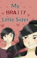My Bratty Little Sister by makaay786