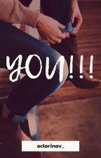 [SEVENTEEN FF] YOU!!! - Complete by octorinav_