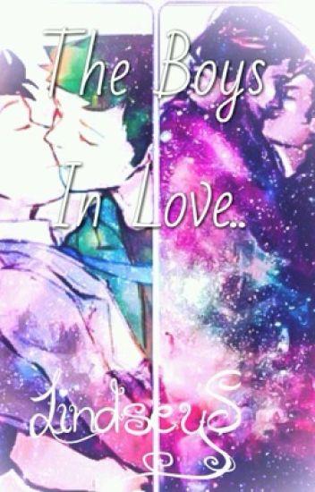 The boys in  love (Reescrevendo)