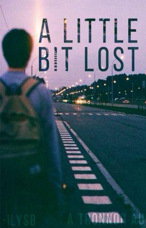 a little bit lost by melletsbix