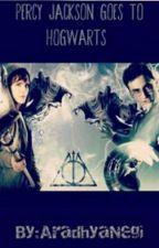 Percy geht nach Hogwarts *Übersetzung* by xCMRAPx