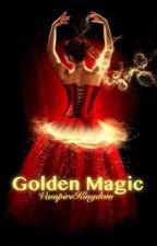 Golden Magic by VampireKingom