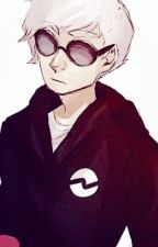 {Dave Strider X Male!Reader} by graphicAstronaut