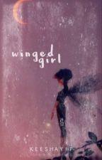Winged Girl by keeshayip