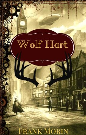 Wolf Hart by FrankMorin