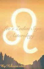 Leo's Zodiac Sign Astorology by Nikooru-chan