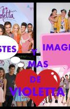 CHISTES , IMAGINAS, WHATSS APP Y MAS DE VIOLETTA by BlankSpace_24