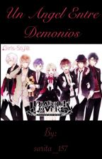 Un angel entre demonios (diabolik lovers) by sarita_157