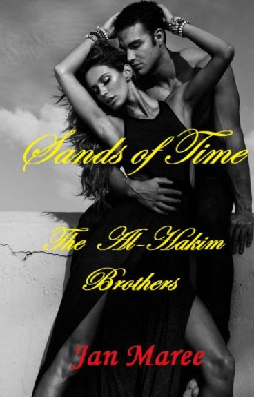 Sands of Time - Brothers of Al-Hakim Javier and Amanda