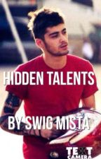 Hidden Talents by SwigMista