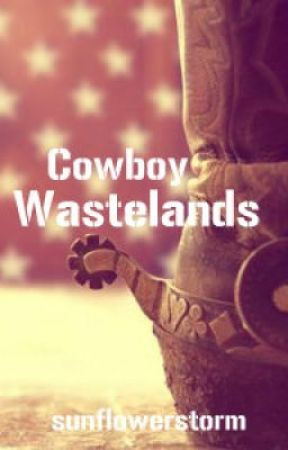Cowboy Wastelands by sunflowerstorm