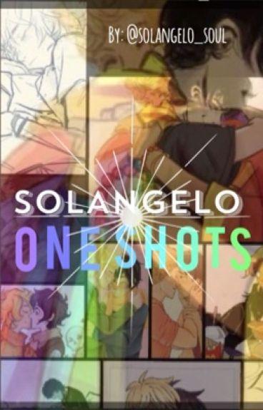 Solangelo Oneshots
