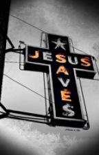 Jesus Saves by bohemian_pegasus