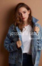 Jessie's Lil Sister|| Luke Ross by babygirl-dolan