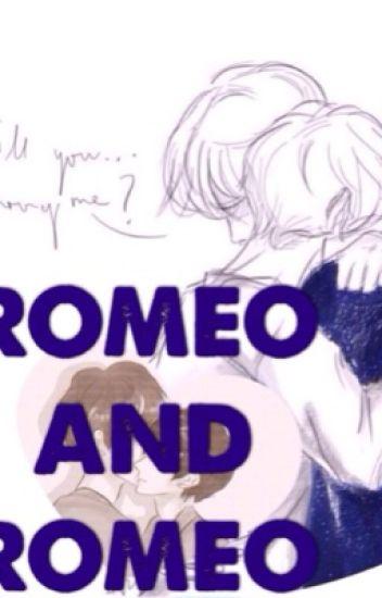 ROMEO AND ROMEO  ( HUNHAN YAOI )