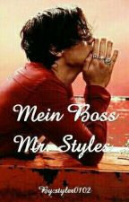 Mein Boss Mr. Styles by styler0102